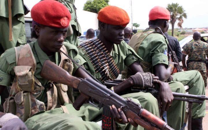 South Sudan Crisis Update Monday, July 11