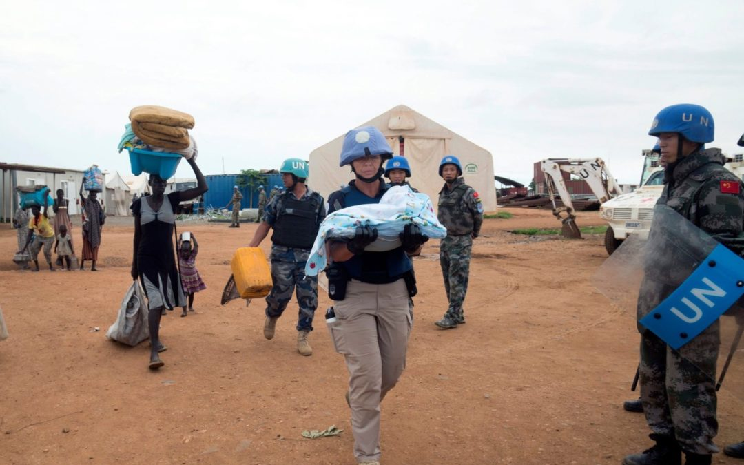 South Sudan Crisis Update Wednesday, July 13