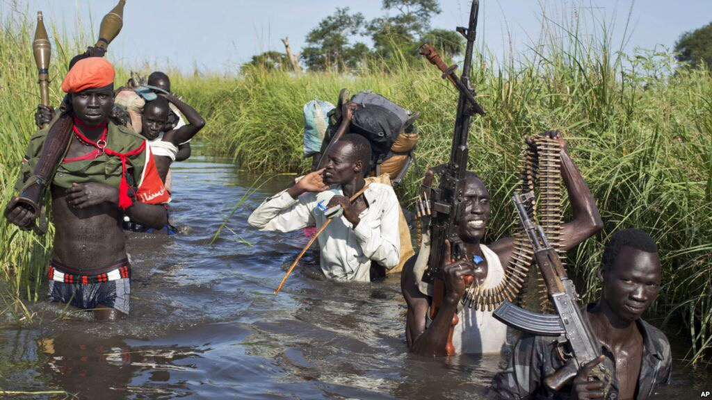 South Sudan Crisis Update Monday, July 25
